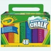 Count Sidewalk Chalk